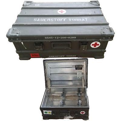 BW Zarges Box Kiste A5 Alukiste Lagerkiste Transportkiste Alubox  60 l