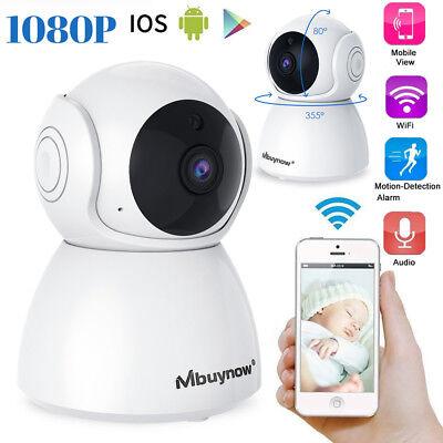 Wireless WiFi IP Kamera Überwachungskamera Webcam Wlan Funk Camera Nachtsicht  (überwachungskamera Webcam)