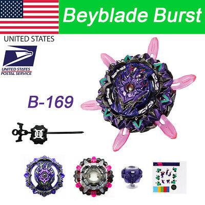 New Beyblade Burst Superking Sparking B-169 Starter Variant Lucifer 2D US Seller