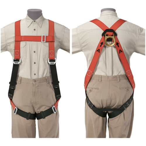 KLEIN TOOLS COMPANY UNIVERSAL FIT/FALL ARREST LIGHTWEIGHT BODY HARNESS 87140