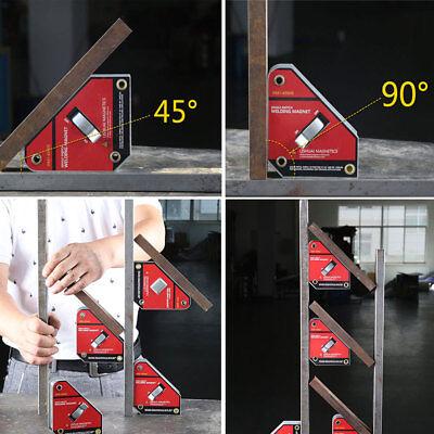 Magnetic Welding Holder Magnet Welder Clamp Fixture Tool Single Switch Onoff