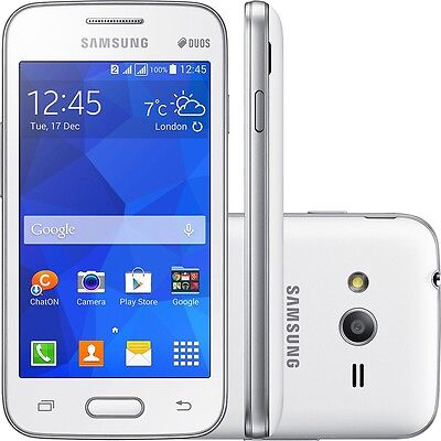 Brand New Samsung Galaxy Ace 4 Neo SM-318H/DS Unlocked Android White DUAL SIM comprar usado  Enviando para Brazil