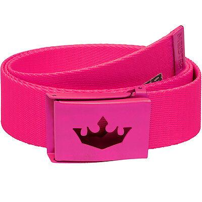 Meister Player Golf Web Belt   Fits Up To 42    Shorts Nike Women Girls Hot Pink