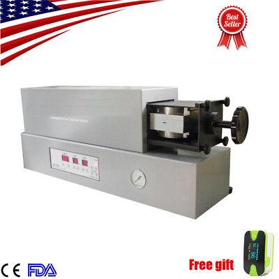 Dental Lab Automatic Flexible Denture Injection System Unit Dentist Equipment