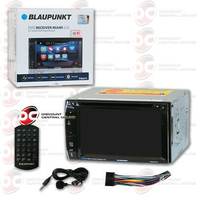 BLAUPUNKT CAR AUDIO DOUBLE DIN 6.2