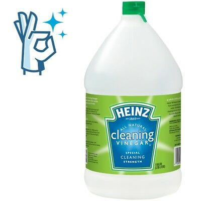 Cleaning Vinegar All-Purpose Natural Cleaner Special-Strength Heinz 1-Gallon