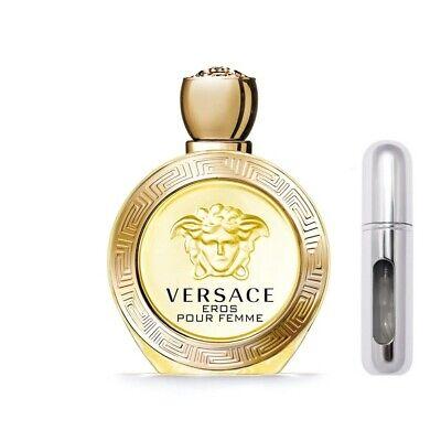 Versace Eros Pour Femme  5ml Eau De Toilette Edt