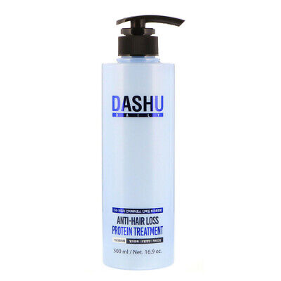 Dashu Anti-Hair Loss Protein Treatment 500ml / 16.9oz / K-Beauty