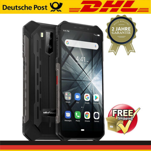 Ulefone Armor X3 Outdoor Handy Smartphone 2GB+32GB Android 5000mAh Waterproof EU