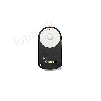 RC-6 RC6 IR Wireless Remote Control Shutter Release for Canon Digital SLR