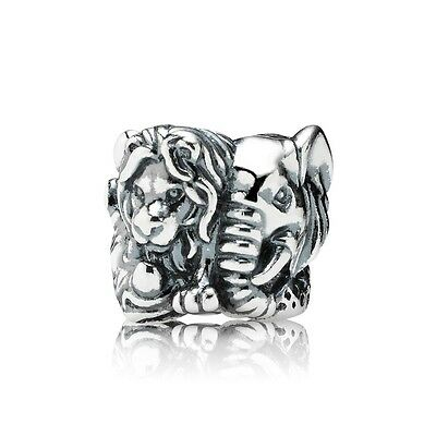 Authentic Pandora Charm Sterling Silver Safari 791360 RETIRED **Brand New*