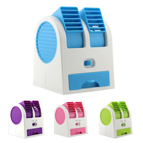 USB Mini Portable Fan Rechargable Desktop Personal Air Condi