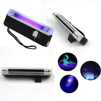 Handheld 4W UV Black Light Torch Portable Blacklight with LED