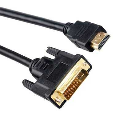 Cable alargador HDMI a DVI Macho 24+1 Full HDTV 1,4m TV DVD...