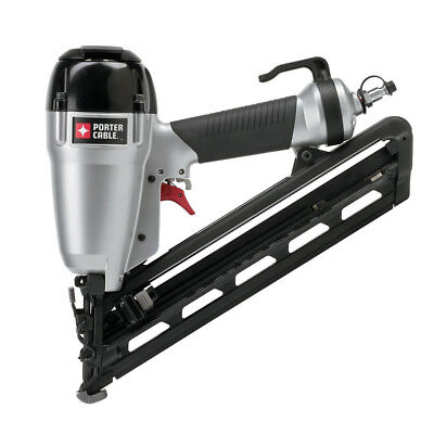 Porter-cable 15-gauge 2 12 In. Angled Finish Nailer Kit Da250c Reconditioned