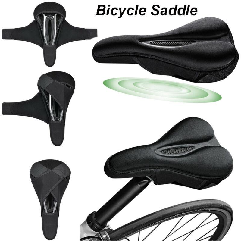 bike extra soft silicone seat saddle cover