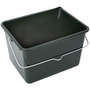 Wooster Professional Paint Roller Scuttle Bucket - Solid Plastic - 8L