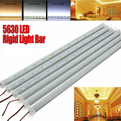 12V 5630 36 LED SMD Car Interior White Strip Lights Bar Lamp Van Caravan Boat UK