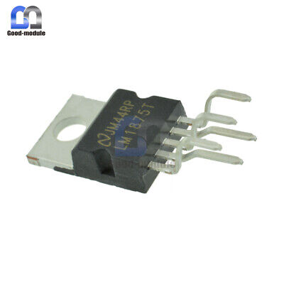 5pcs Ic Lm1875t Amp Audio Pwr 30w Ab To220-5 New Gm