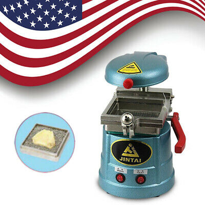 Dental Vacuum Formingmolding Machine Thermoforming Former Heat Lab Equipment Us