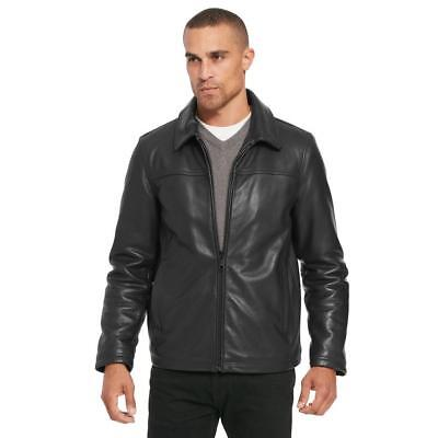 WILSONS LEATHER JACKET MENS MEDIUM LINED THINSULATE RIDING BOMBER MOTORCYCLE for sale  Shipping to India