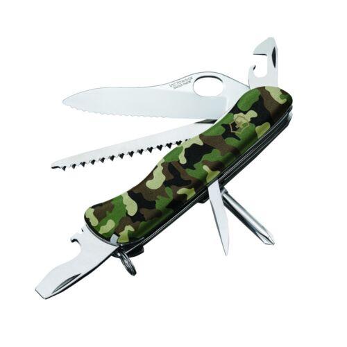 Victorinox Swiss Army One-Hand Trekker Multi-Tool Pocket Kni