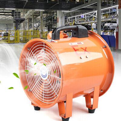 10 Ventilation Explosion Proof Axial Fan 110v Extractor Fan Blower Exhaust Fan