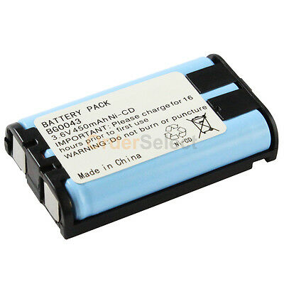 Cordless Home Phone Battery for Panasonic HHR-P104 HHR-P104A/1B Type 29 200+SOLD
