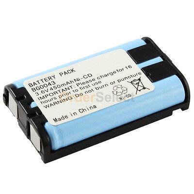 Cordless Home Phone Battery for Panasonic HHR-P104 HHR-P104A