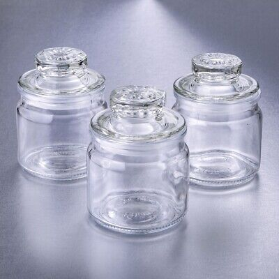 60 Classic Glass Cookie Shaped Candy Box Jar Wedding Bridal Shower Party Favors