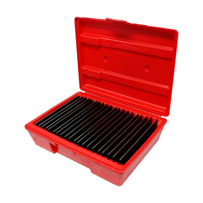 132 Ultra Thin Steel Parallel Set-20 Pairs 6 Long 116 Intervals .0001