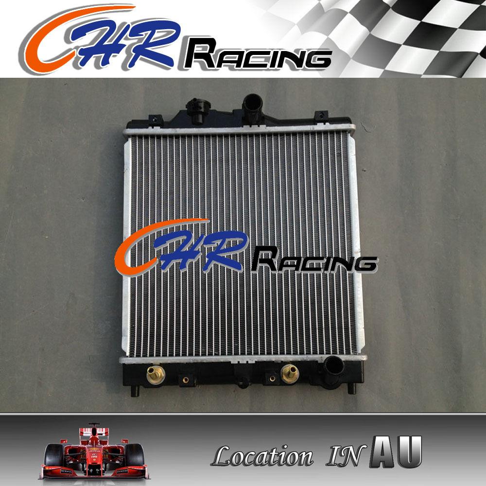 FOR Honda Civic EG//EH//EK CRX//HRV Auto//Manual 10//91-9//00 28mm Pipe Radiator