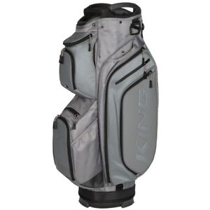 NEW Cobra Golf - 2018 King Cart Bag Nardo Grey #909268