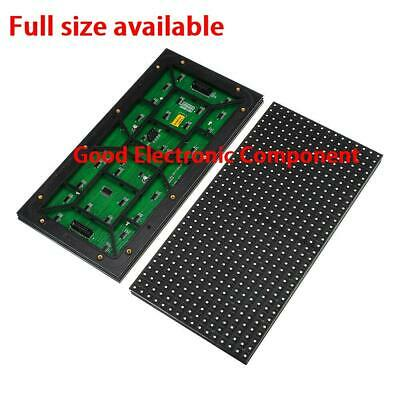 320160mm Outdoor Waterproof P10 Smd Led Display Panel Sign Module Full Color