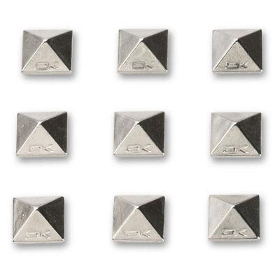 Chrome Pyramid Stud (DAKINE Pyramid Studs Stomp Pad Chrome)
