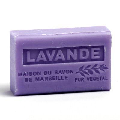 Lavendel-seife (Provenzalische Seife Lavendel (Lavande) - Karité 125g)