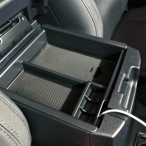 Fit For Toyota Tacoma 2016-19 Storage Box Center Console Organizer Armrest Tray