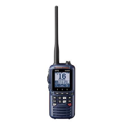 Standard Horizon HX890 Navy Blue Handheld VHF - 6W MFG# HX890NB