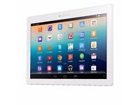 """2GB Lenovo Tab 2 A10-30 10.1"""" 16GB Android 5.1 Wi-Fi Tablet White like new"""