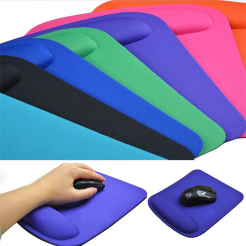 Ergonomic Comfort Wrist Support Mouse Pad Mice Mat Computer