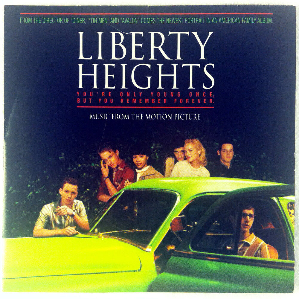 Soundtrack LIBERTY HEIGHTS Barry Levinson (CD 1999 Atlantic USA) No Case