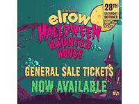 Elrow Haunted Halloween Tickets, Edinburgh