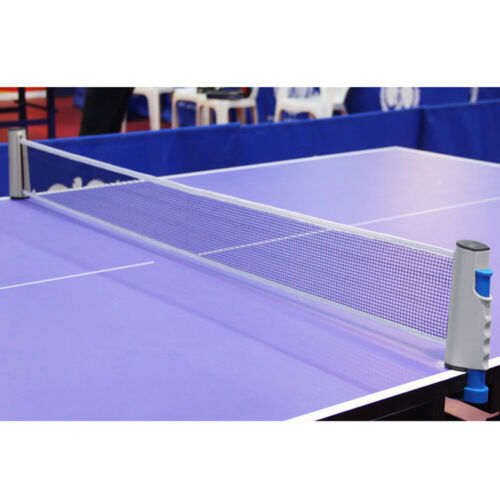 portable retractable adjustable table tennis ping pong