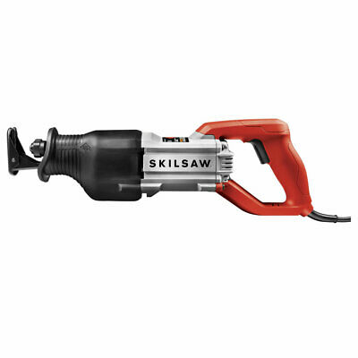 Skilsaw SPT44A-00 13 Amp Reciprocating Saw with Buzzkill Tec