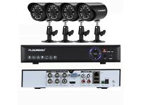 2 or 4 CAMERA SYSTEMS ON SALE FOR JUST £99.99 LIKE THE T.V. PROGRAM SAY's CAUGHT ON CAMERA .