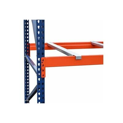 Pallet Rack 16 X 42 Teardrop Upright Frame Interlake Teardrop Mecalux