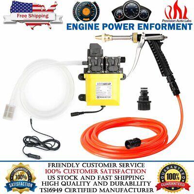 120w Dual Pump High Pressure Car Electric Wash Machine Gun Power Washer Cleaner
