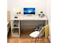 Home Office Computer Desk with Book Shelf(FREE DELIVERY)