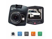 HD Car DVR Camera Dashboard Video Recorder Dash Cam G-sensor Night Vision
