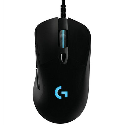 Logitech G403 Prodigy Rgb Wired Gaming Mouse 16 8 Million Color Backlighting